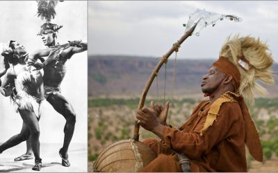 Who are the people called Mandinka and where did they come from?