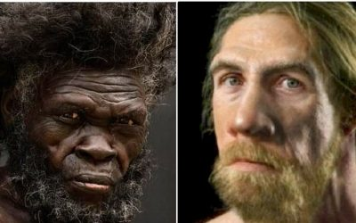 How Black People Created The First White People (Archaeological Analysis)