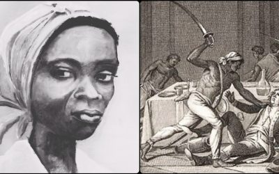 Story of Ghanaian Slave Woman Who Led the Biggest Slave Revolt in The West Indies In 1733