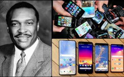 Meet Jesse Eugene Russell The Black Man Who Invented The Digital Cell Phone