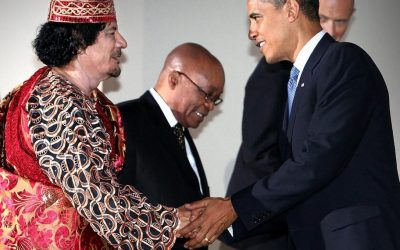 Africa Failed to Stand with Gadaffi When He Needed Us the Most