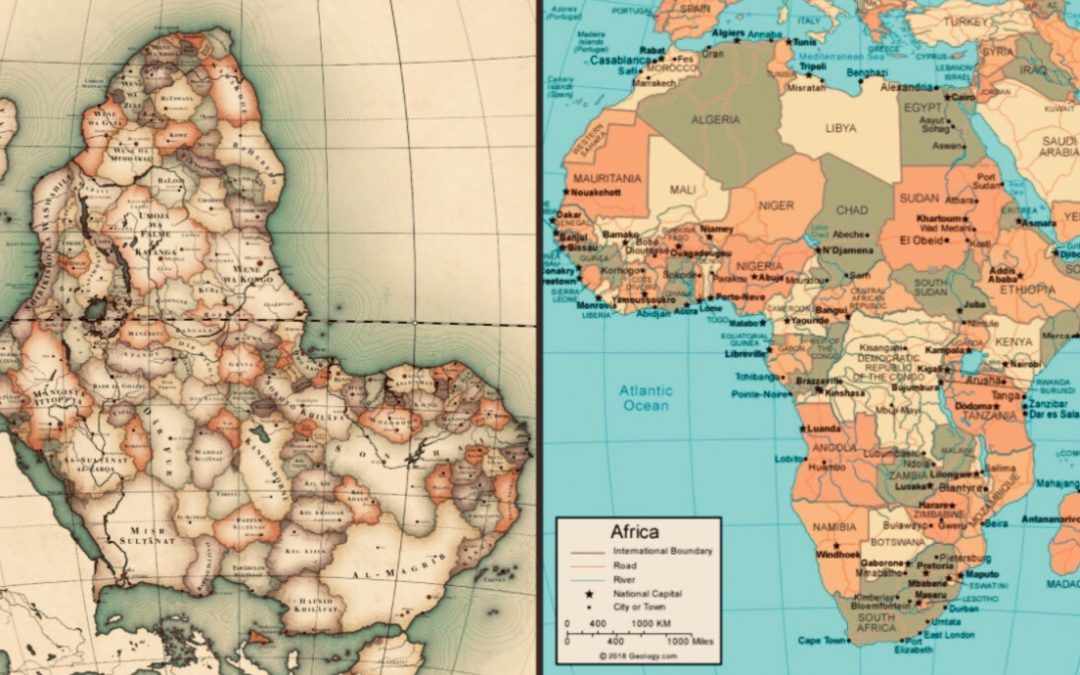 """The ancient name for Africa was """"Alkebulan"""" meaning """"mother of mankind"""""""