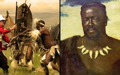 """""""Hell Fire? We Eat Hell Fire Here In Africa"""" Cetewayo, King of the Zulu told Christian Missionaries"""