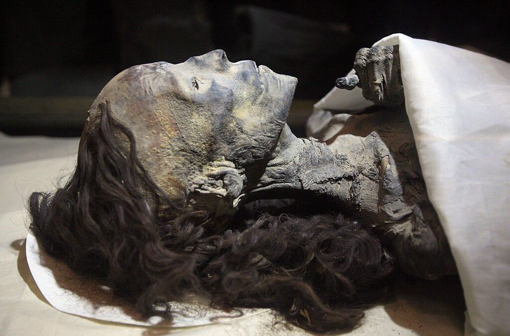 Life and Death of Egyptian Queen Tiye, Mother of Akhenaten and Grandmother of King Tut